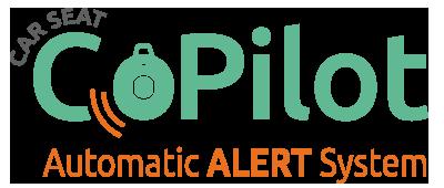 CoPilot Carseat Alert System Logo
